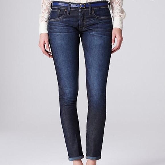 Lucky Brand Denim - Lucky Brand Sienna Cigarette Denim Jeans
